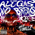 CG Kush - All Gas No Breaks mixtape cover art
