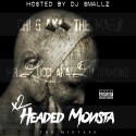 Chi G & Mr. Lucci - x2 Headed Monsta mixtape cover art