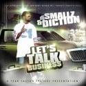 Diction - Let's Talk Business mixtape cover art