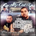 Cool & Dre - The Epidemic Starts Now mixtape cover art