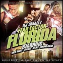 Fear Factor Florida: Welcome To The Gunshine State (Starring Rick Ross, Smitty, Plies, Young Cash) mixtape cover art