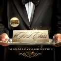 #FirstClass mixtape cover art