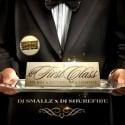 #FirstClass mixtape cover art