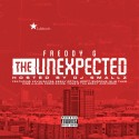 Freddy G - The Unexpected mixtape cover art
