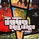 Gado & Koasta - Ignorant Brilliance mixtape cover art