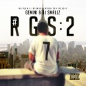 Gemini - #RGS2 mixtape cover art