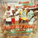 G.U.N.S. - Overtime mixtape cover art