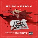 HD Ro & Baby G - Blood Cuzins La Familia mixtape cover art