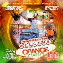 Holiday The Hustla - Orange County mixtape cover art