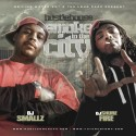 Hustle House - Smoke In The City mixtape cover art
