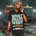 Jay Macc - What Da Streets Want mixtape cover art