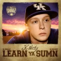 JC Nasty - Learn Ya Sumn mixtape cover art
