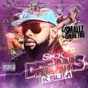 K Slim - Sick Dreams mixtape cover art