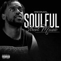 King Crucial - Soulful Street Music mixtape cover art
