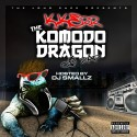 K.Kerr - The Komodo Dragon Of Rap mixtape cover art