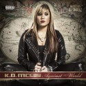 K.O. McCoy - Against The World mixtape cover art