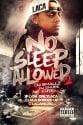 Laca - No Sleep Allowed 2 mixtape cover art