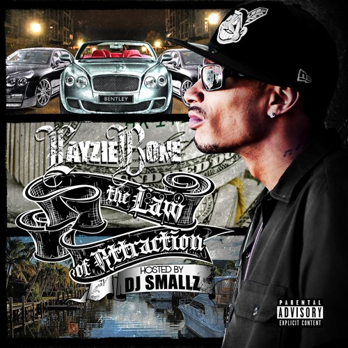 Layzie Bone x DJ Smallz – The Law Of Attraction [Mixtape]