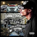 Layzie Bone - The Law Of Attraction mixtape cover art
