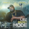 LBZ - Beast Mode mixtape cover art