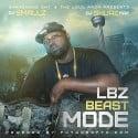 LBZ - Beast Mode mixtape cover art