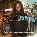 Lefthand Costellano - Late Nights Early Mornings mixtape cover art