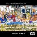 Luka Lansky - Kollege Knowledge & Street Smartz mixtape cover art