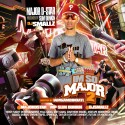 Major D-Star - I'm So Major 2 (Presented By Slim Dunkin) mixtape cover art
