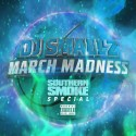 March Madness mixtape cover art