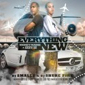 Money Maine & Izzy Iz - Everything New mixtape cover art