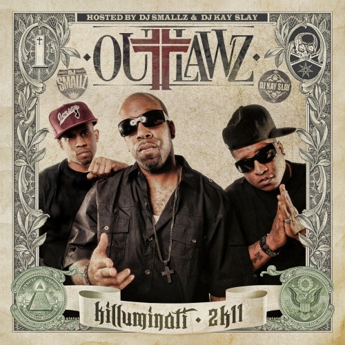 Outlawz Ft. Young Buck & Trae Tha Truth – Blow My High [NO DJ]