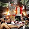 Pape$ N Lord - Public Indecency  mixtape cover art