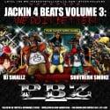 PBZ - Jackin 4 Beats Vol. 3: We Do It Better! mixtape cover art