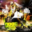 Rick Ross & Plies - Goon Music mixtape cover art