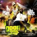 Rick Ross & Plies - Goon Music mixtape cover art