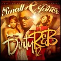 Dirty R&B 12 (Hosted By Daron Jones From 112) mixtape cover art