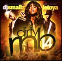 Dirty R&B 14 (Hosted by Letoya) mixtape cover art