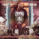 Rod-D - No Days Off mixtape cover art