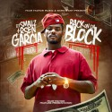 Rsen Garcia - Back On Da Block mixtape cover art