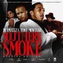 Southern Smoke (Tony Montana Scarface Edt.) mixtape cover art