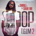 Skoop - The Grind Is Major 2 mixtape cover art