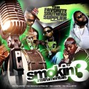 Smokin Instrumentals 3 mixtape cover art