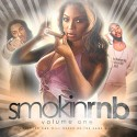 Smokin' R&B, Vol. 1 mixtape cover art