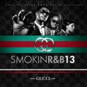 Smokin R&B 13 mixtape cover art