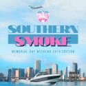 Southern Smoke (Memorial Day Weekend 2014 Edition) mixtape cover art