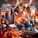 Southern Smoke Radio (Civil War Vol. 2) mixtape cover art
