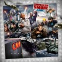 Southern Smoke Radio (Civil War Volume 1) mixtape cover art