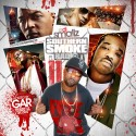 Southern Smoke Radio 11 (Hosted By GAR) mixtape cover art