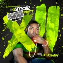 Southern Smoke Radio 12 (Hosted by Lil Scrappy) mixtape cover art
