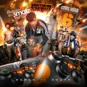 Southern Smoke Radio Civil War 6 (Hosted By Cap1) mixtape cover art